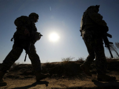 US soldiers belonging to the NATO-led ISAF (AFP Photo / Shah Marai)