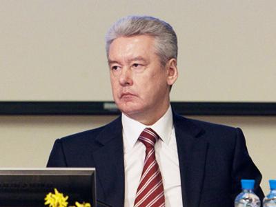 Sergey Sobyanin (RIA Novosti / Sergey Grishkin)