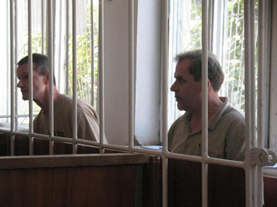 Moscow outrage at Tajik sentence for Russian pilots