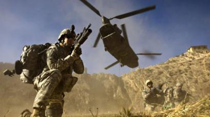 US looking to maintain permanent military presence in Afghanistan.