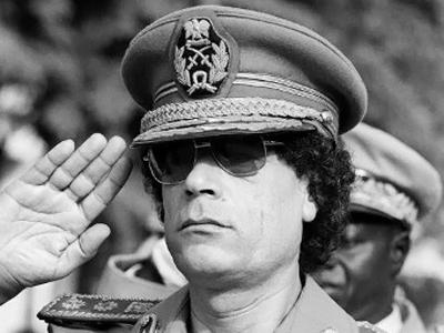 Muammar Gaddafi (AFP Photo)