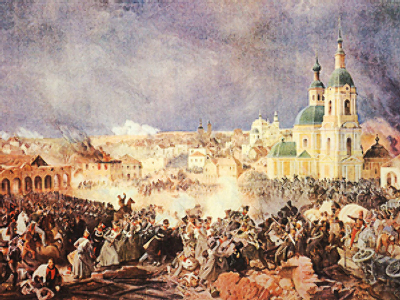 Triumph over Napoleon can become Russian national holiday