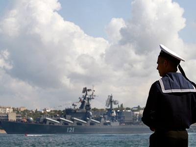 The Black Sea Fleet (RIA Novosti / Aleksandr Mazurkevich)