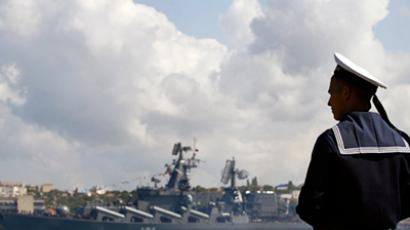 The Black Sea Fleet (RIA Novosti / Aleksandr Mazurkevich)