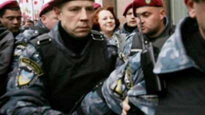 Islamic terrorist group halted in Ukraine