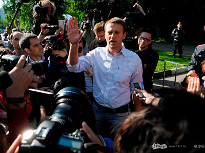 Aleksey Navalny (Photo from www.ridus.ru)