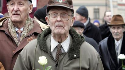 Anti-fascist demo to counter Latvian Nazi veterans march