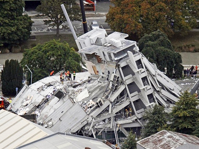 Russia offers condolences, aid to quake-hit New Zealand