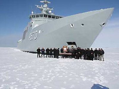 Nordic military alliance to challenge Russia in Arctic