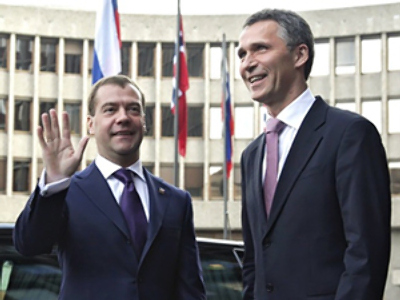 Russia, Norway agree on maritime borders