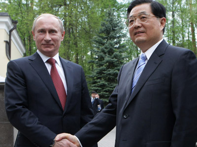 Russia and China: New horizons for cooperation