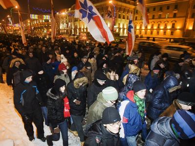 Minsk, December 20, 2010(RIA Novosti / Sergey Samokhin)
