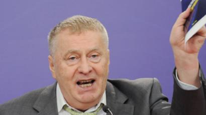 Vladimir Zhirinovsky, leader of the Liberal Democratic Party of Russia (RIA Novosti / Sergey Pyatakov)
