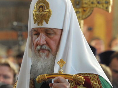 Orthodox Christians ask Putin for protection