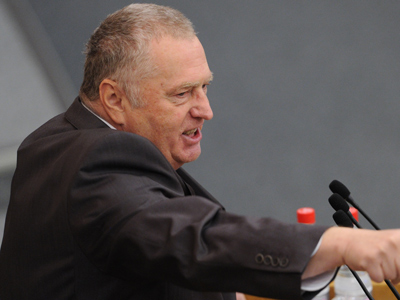 Vladimir Zhirinovsky (RIA Novosti / Vladimir Fedorenko)