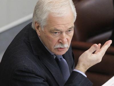 Duma speaker surrenders deputy's mandate
