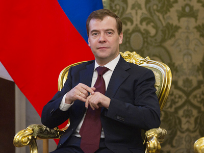 Parliamentarian sees no future for modernization program without Medvedev