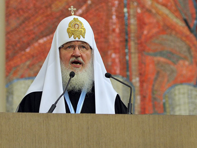 Freedom should not be destructive – Russian Orthodox Church chief