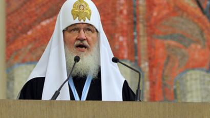 Patriarch Kirill of Moscow and All Russia (RIA Novosti / Ramil Sitdikov)