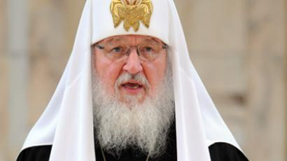 Patriarch Kirill of Moscow and All Russia (RIA Novosti/Ramil Sitdikov)