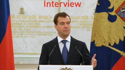 2012 elections top agenda at Medvedev's meeting with editors