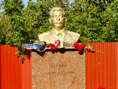 Communists push for Stalin monument in St. Petersburg