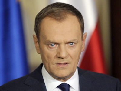 Donald Tusk (AFP Photo / Janek Skarzynski)