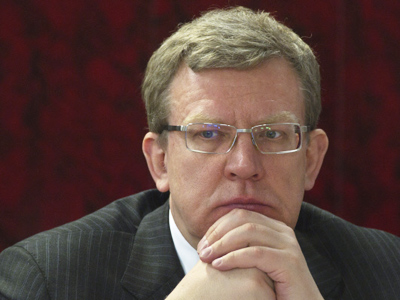 Finance Minister Alexey Kudrin