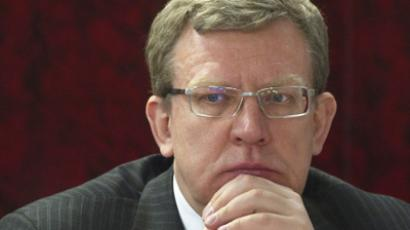 Former finance minister Kudrin blames United Russia for economic stagnation