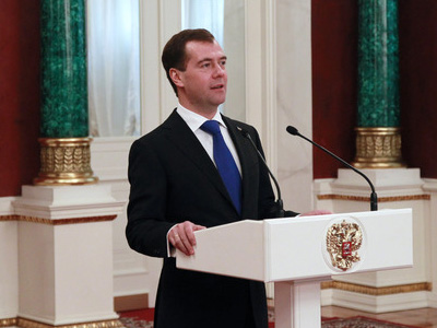 President Medvedev and King Juan Carlos I to unfurl Russia-Spain cultural exchange year