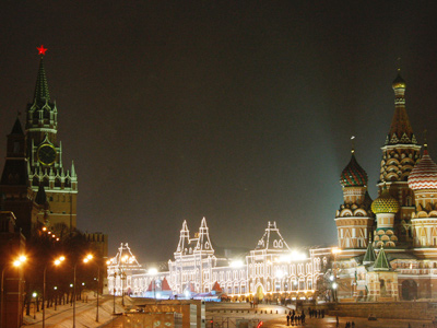 Kremlin, Moscow (RIA Novosti / STF)