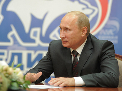 Opposition misreads Putin's proposal for primaries