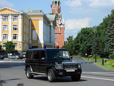 Prokhorov's Moscow traffic solution: Shift president from Kremlin