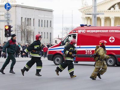 Belarusian prosecutor general wants journalists questioned and punished over Minsk blast coverage