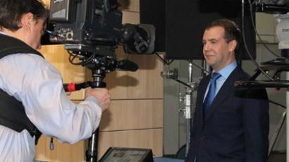 It's official: Russia gets Public TV