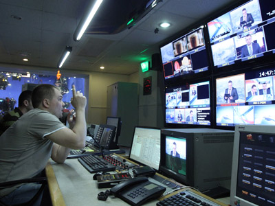 Putin appoints council to oversee creation of Public TV
