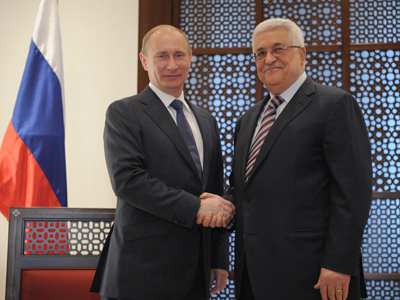 Moscow calls on Israel, Palestine to show restraint