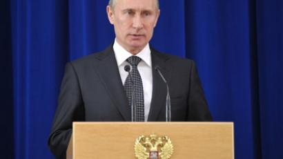 Opposition issues manifesto, demands Putin quit