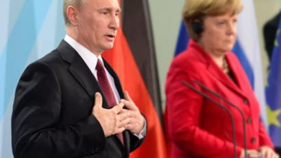 Measuring Russia's 'synergy' with France and Germany