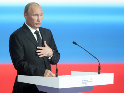 Half of United Russia members to be replaced – Putin