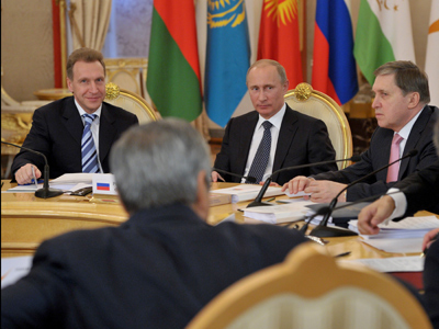 CSTO Council prepares for Afghan security threats
