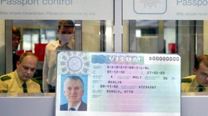 Russia is pursuing a less stringent visa regime with its EU neighbors. Reuters / Arnd Wiegmann