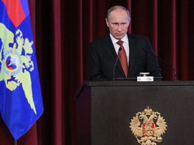 Countering extremists key task for law enforcers – Putin