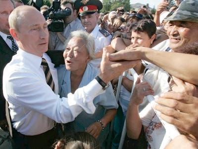 Vladimir Putin (RIA Novosti / Dmitry Astakhov)