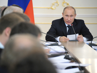Internet to give lawmaking powers to every Russian - Putin