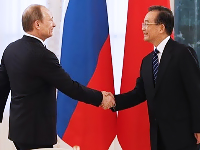 Moscow-Beijing partnership aids world stability – Putin