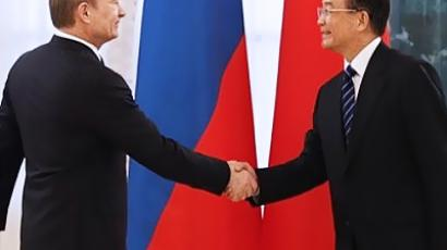 Russian Bear and Chinese Dragon boast solid cooperation