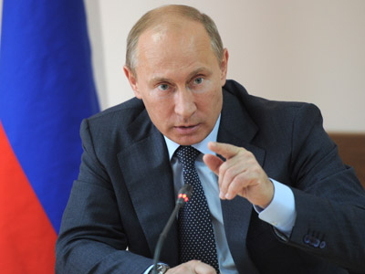 Govt response to religious provocation must be tough: Putin on US embassy attack in Libya