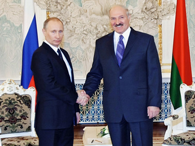 Putin vows to build cutting-edge nuclear station in Belarus