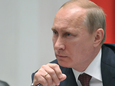 Russia won't allow threats against it – Putin